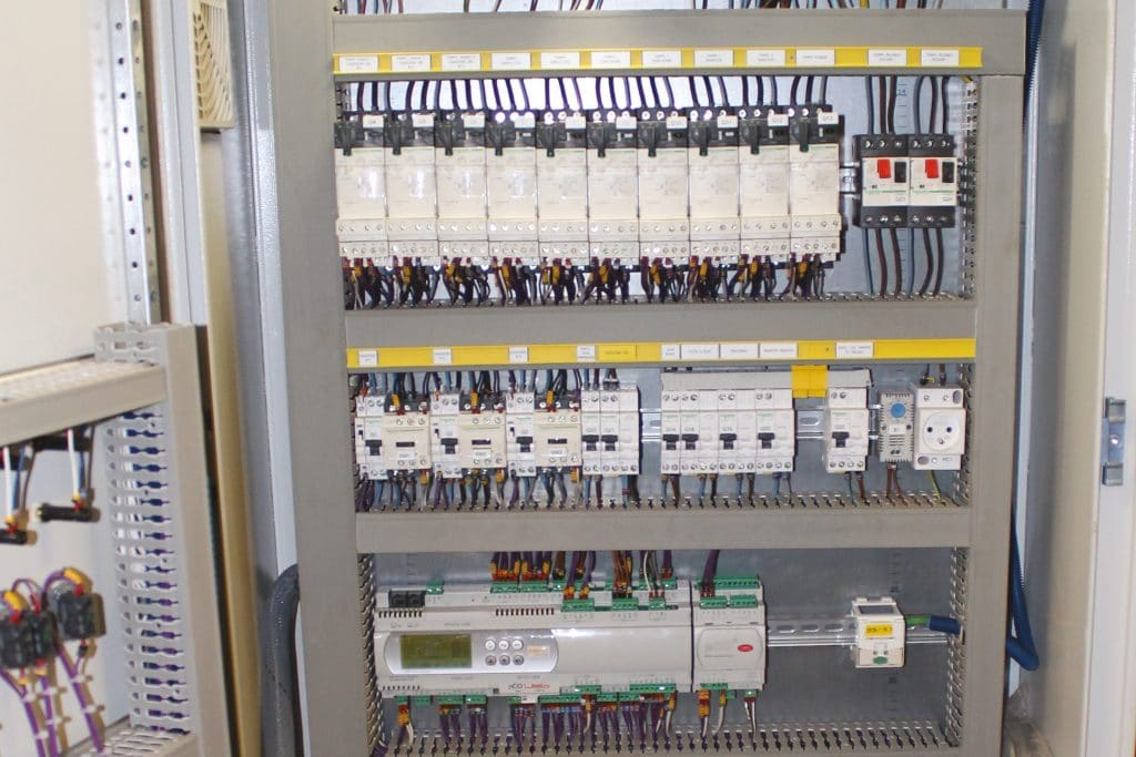 Electricity and Central Technique Management